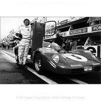Le Mans Print 02 from the film