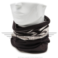 Mountain Mile Neckwarmer by Belstaff - Mahogany/Oyster